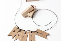 Craft Ideas / by Melanie McVicker