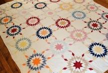 Star Quilts / by Leila Gardunia