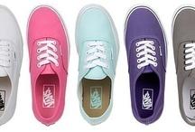 Sneaky Sneakers / Yeah I don't wear heels; I wear sneakers!!  / by Laura Wattie