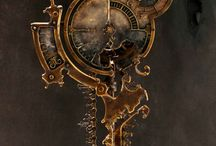 Timepieces / by Joanna Butler