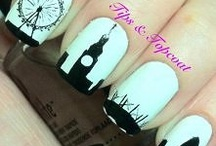 Nails art / by Zszywka PL