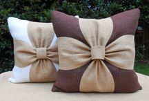 Pillow Creations / by Rindriany
