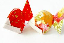 My Origami Love / My origami paper creations and designs that inspire. / by Bead Crumbs