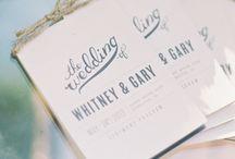 Wedding Stationery / by Brancoprata