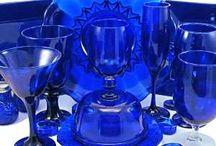 COBALT BLUE / by Shirley Schwyhart