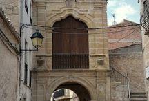 Teruel  Aragón  ESPAÑA / by margarita torres lopez