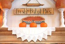 Fall At Sugar Pie Farmhouse / by Auntie Ruthie
