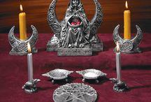 Pagan, Spiritual, Witchcraft / by Aurora Moonbeam