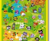 Moshi Monsters Posters / Moshi Monsters Posters from GBposters.com Cheap Posters- AND Free Delivery Over £20! Find them on www.gbposters.com  / by GB Posters