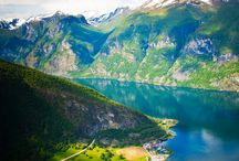 Norway Sweden & Iceland / by Laduli