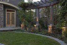 Backyard / by Cassandra Ericksen