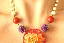 Jewelry / by Sheila Narum-Olson