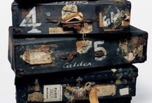 Suitcases and trunks / by Alison Pateman