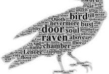 """Edgar Allen Poe / """"... HE'S JUST A POE BOY FROM A POE FAMILY!!"""" / by Gwyneth Marayne Doe"""