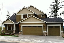 Dream Homes in OR / Lennar builds new homes in the most desired real estate locations in Portland, OR.  We hope you enjoy the photos! Is one of them your dream home? / by Lennar