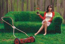 Grass Design / by SaRa Der