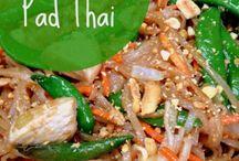 Thai Recipes / by Trang Nguyen