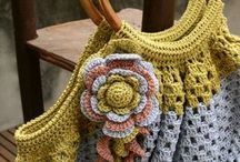 Crochet bags / by Sarah Booker-Lewis