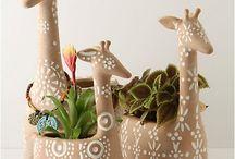 Creative ceramic ideas / by Jane de Chazal