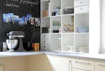 Kitchen nook / by Lynsi Freitag