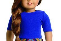American girls  /  I ❤ American girl dolls / by Christian Zelius
