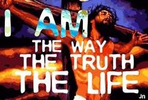 Way, Truth & Light⛪ / Jesus, Christianity, Baptist, Bible Verses / by Graison Aldridge
