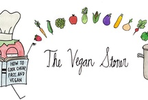 Vegan/Vegetarian  / Vegan and vegetarian recipes that I'd like to try! / by Nicole Provan