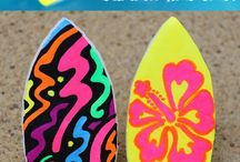 DIY Crafts for Kids #AlamoDriveHappy / We've partnered with the Alamo Chief Travel Moms to share some fun DIY crafts and activities that will help keep the kids entertained.  / by Alamo Rent A Car