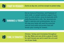 Think Fit, Eat Healthy, Enjoy Life / by Ariél Baugh