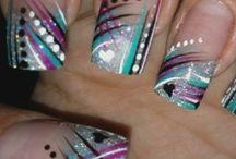 Nail Ideas / by Jade Landgrebe