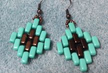Rocking W Bead Work / My bead work accomplishments. All pieces shown are sold but I take special orders.  / by Leslie Wheaton