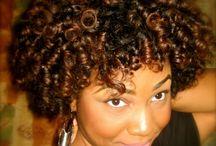 I AM my hair / by April Thompson
