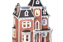 Doll houses / by Nat Ellena