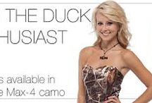 Realtree Camo Prom Dresses / by Realtree