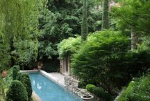 Outdoor spaces / by Amy Mills