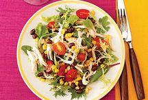 Salads / by Corina Brito