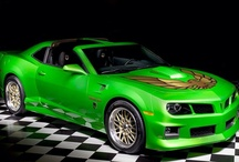 Pontiac Trans Am Fire Bird, GTO  / American Muscle Cars / by Austin Adams