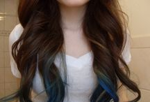 Hair  / by Stephanie Misouk