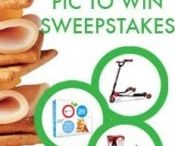 Giveaways and Contests / by Jennifer Sikora