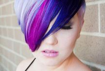 Beauty: Hair / Hair styles, cuts, & colors / by Tamara Castillo