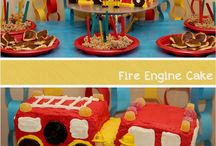 Fireman Sam Party / by Maria Thompson