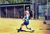 Softball / by Cassandra Madsen