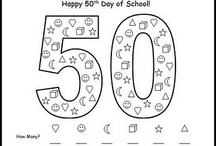 50th Day of School / by Hope Schotz