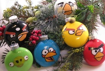 Angry Birds / by Caro_frenchy