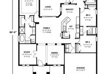 House Plans / by Mina Sanders