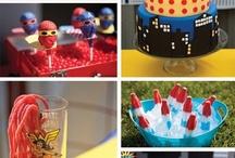 Birthday Party Ideas / by Sugeily Gonzalez