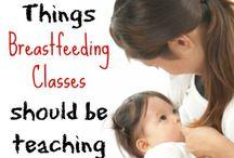 Breastfeeding / by Cari Stinnett