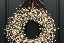 Wreaths and Ornaments  / by Michele Jones