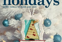 Scrapbook Trends magazine Holiday Pin-a-thon / by trishden