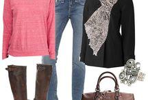My Fashion Style / by Jen